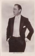 JOHN BARRYMORE - Actors