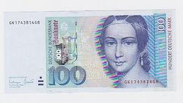 Billet De 100 Mark Du  2_1_1996 Neuf - [ 7] 1949-… : FRG - Fed. Rep. Of Germany