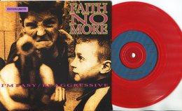 Faith No More - 45t De Couleur Rouge - I'm Easy - Hard Rock & Metal