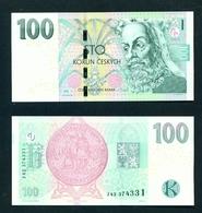 CZECH REPUBLIC  -  2018  100 Korun  UNC - Czech Republic