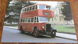 1949 Albion Venturer CX19 (HDG 448) - Buses & Coaches