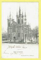 * Beveren Waas (Oost Vlaanderen) * (Boekhandel Frans Hillegeer) Kapel Van Gaverland, Chapelle, Animée, Rare - Beveren-Waas