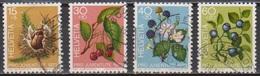 Schweiz 1973 MiNr. 1013 - 1016 O Gest. Pro Juventute ( 1390 )günstige Versandkosten - Svizzera