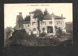 40 - SAUBRIGUES - Château Bellevue - Francia