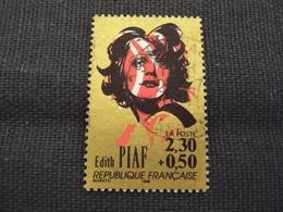 """90-99  - Timbre Oblitéré N°2652    """"serie Grands Chanteurs;   Edith Piaf    """"    0.25 - Oblitérés"""
