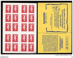 France : Carnet Briat 20 TVP - Y&T N° 2874-C9 ** - Carnets
