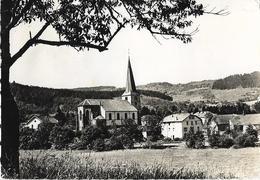 RAMONCHAMP - Vue Avec L'église - Frankrijk