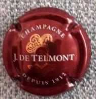 CAPSULE CHAMPAGNE  DE  TELMONT - Champagne