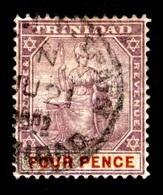 1896 Trinidad - Trinidad & Tobago (...-1961)