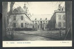 +++ CPA - TUBIZE - Château De CLABECQ   // - Tubeke