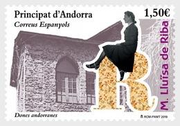 Andorra / Andorre - Postfris / MNH - Andorese Vrouwen 2019 - Spaans-Andorra