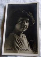 Royalty Italy Savoia PRINCIPESSA MARIA   Cartolina Postcard G RICCI - Case Reali