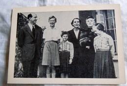 Royalty Italy Savoia UMBERTO II Cartolina Postcard - Case Reali