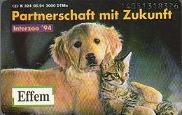 Germany K324/94 - Effem - Dog & Cat - Katze - Hund - Voll - Mint - Deutschland