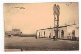 5 TIELT  THIELT - Statie  La Gare - Tielt