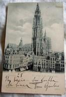 BELGIO ANVERS CATHEDRALE - Belgio