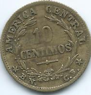 Costa Rica - 1947 - 10 Centimos - KM180 - Costa Rica