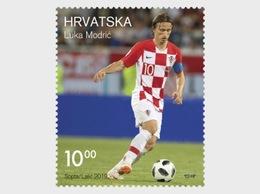 Kroatië / Croatia - Postfris / MNH -  Luka Modric 2019 - Kroatië