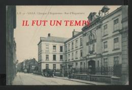 59 LILLE - Clinique D'Esquermes - Rue D'Esquermes - Lille