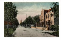 CPA - Carte Postale -Allemagne-Buderich A Rhein - Rheinstrasse -1923 VM1777 - Duesseldorf