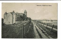 CPA - Carte Postale -Allemagne-Buderich A Rhein -Wacht Am Rhein -1923-VM1778 - Duesseldorf