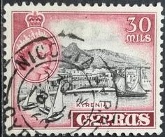 CYPRUS Queen Elizabeth II - Cyprus (...-1960)
