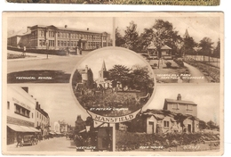 CP Mansfield Multi View Multiview Nottinghamshire Royaume Uni Angleterre - Angleterre