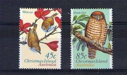 Christmas. Oiseaux - Christmas Island