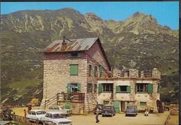 GRUPPO DEL CAREGA - RIFUGIO SCALORBI - TIMBRO DEL RIFUGIO - NUOVA - Alpinisme