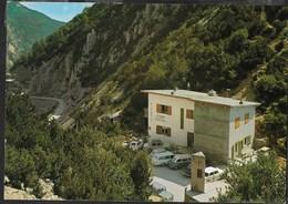PICCOLE DOLOMITI - RIFUGIO PASSO PERTICA - TIMBRO DEL RIFUGIO - NUOVA - Alpinisme