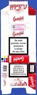 Portugal - CHESTERFIELD / Fábrica Tabacos Micaelense,  Ponta Delgada Açores - Empty Tobacco Boxes