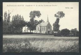 +++ CPA - FLEMALLE HAUTE - Chapelle De ND De Bon Secours Aux Trixhes    // - Flémalle