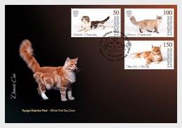 Kirgizië / Kyrgyzstan - Postfris / MNH - FDC Cats 2019 - Kirgizië