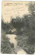 77 Provins - Moulin De St Ayoul. édit  CM 37.  Datée 1916. Bon état D'ensemble. - Provins