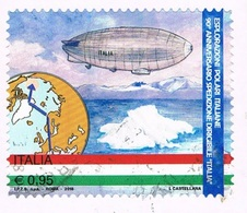 2018 - ITALIA / ITALY - ESPLORAZIONI POLARI ITALIANE / ITALIAN POLAR EXPLORATIONS. USATO - 6. 1946-.. Repubblica