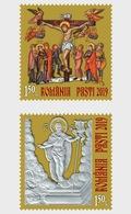 Roemenië / Romania - Postfris / MNH - Complete Set Pasen 2019 - 1948-.... Républiques