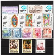 LKA221 SPANIEN 1983 MICHL 2604 + 2606/17 ** Postfrisch Siehe ABBILBUNG - 1931-Heute: 2. Rep. - ... Juan Carlos I