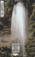 Guinea - Waterfall - Guinea