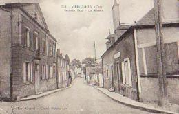 Cher        459        Villequiers.Grande Rue.La Mairie - France