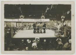 Boxe . Dieppe 22 Avril 1912 . Match Charles Ledoux Contre Digger Stanley . Les Recommandations De L'arbitre . - Sports