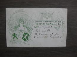 Provinciale Tentoonstelling Gent 1899 - Gent