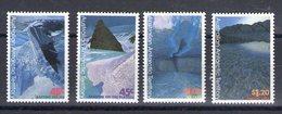 Antarctique Australien. Paysages De Glace - Unused Stamps