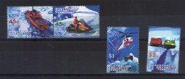 Antarctique Australien. Moyens De Transport - Unused Stamps