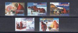 Antarctique Australien. Exploration Scientifique - Unused Stamps