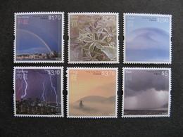 HONG-KONG : TB Série N° 1712 Au N° 1717, Neufs XX. - 1997-... Région Administrative Chinoise