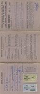 Carte Ancienne - NEMOURS - La Vandoise - Fédération De Pêche & Pisciculture à Souppes Sur Loing - 1961 - Seine Et Marne - Fishing