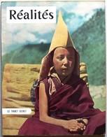 Réalités (édition Complète) N° 68 - Septembre 1951 : Chah D'Iran, Tibet, Guerre De Corée, Sculptures D'Egypte... - 1900 - 1949