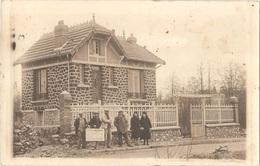 Dépt 93 - NOISY-LE-GRAND - Carte-photo Maison Construite Par Ent. De Maçonnerie Jean BAZANE (rue Du Pont) - Loi Loucheur - Noisy Le Grand