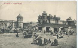 Oostende - Ostende - Châlet Royal - Edit. Le Bon - 1910 - Oostende