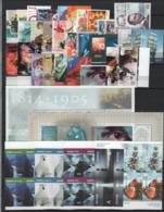 Norvegia 2005 Annata Completa / Complete Year Set **/MNH VF - Annate Complete